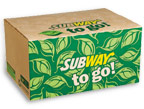 Subway To Go Meals